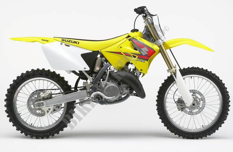 COLOR PICTURE RM125K5 * for Suzuki 2001 # SUZUKI MOTORCYCLES