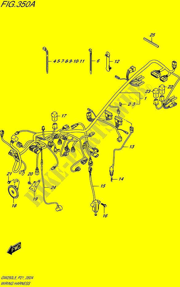 Wiring Harness For Suzuki from www.bike-parts-suz.com