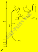 HANDLEBAR/CABLE for Suzuki JR 50 2003
