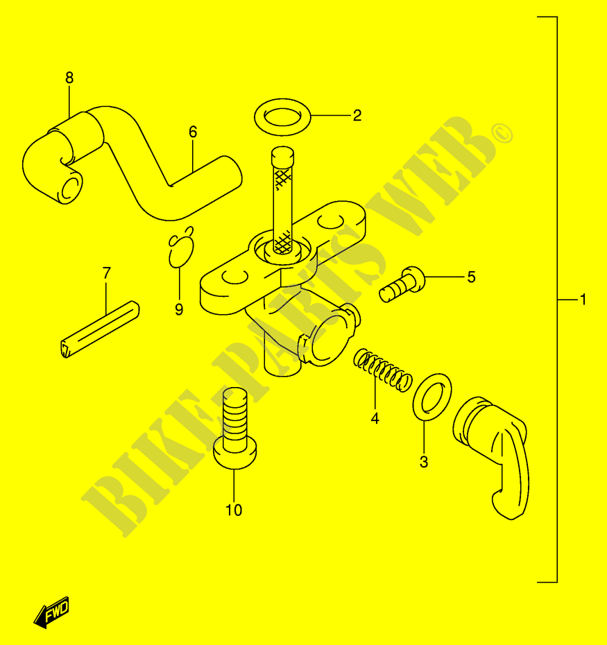 84 Jr 50 Engine Diagram Books Of Wiring Tc 90 Compartment Fuel Cock Transmission Jr50y P3 P28 2000 Moto Suzuki Rh Bike Parts Suz