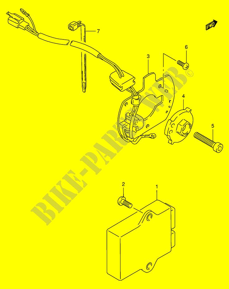 Signal Generator For Suzuki Gsx