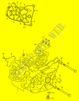 CRANKCASE for Suzuki JR 50 2003