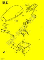 Gasket Set Full for 1983 Suzuki CS 50 D Roadie