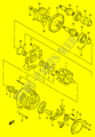 ALTERNATOR  RF900RR(E2) R 1994 Motorcycle Suzuki microfiche diagram