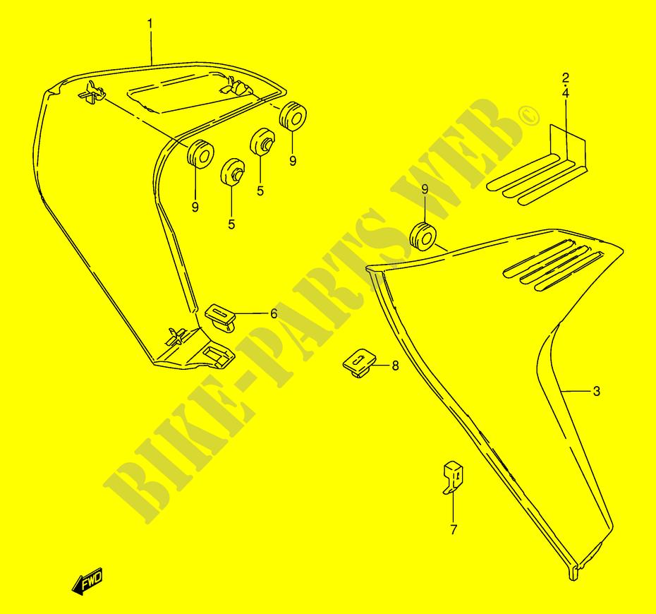 Suzuki Ts50x Wiring Diagram
