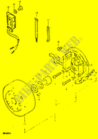 IGNITION (E26, E39) ELECTRICAL 400 suzuki-motorcycle DR 1996 DP004122