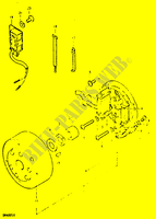 IGNITION ELECTRICAL 400 suzuki-motorcycle DR 1996 DP004072