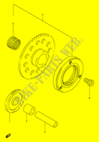STARTER CLUTCH for Suzuki DR 200 2004
