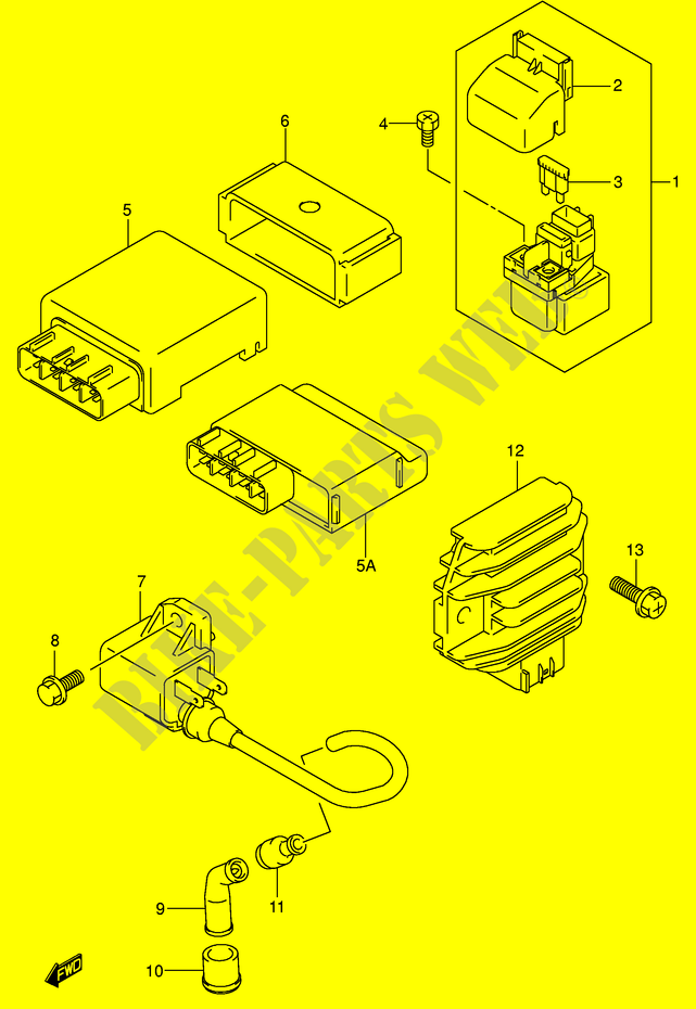 wiring diagram suzuki eiger 400 2007 electrical for suzuki eiger 400 2007 suzuki motorcycles  electrical for suzuki eiger 400 2007