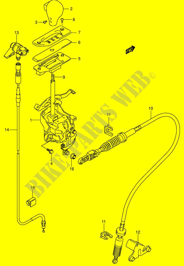 suzuki quad 400 eiger 2004 lta400fk4p3p28 engine: 2004 suzuki eiger engine  diagram at barcampmedellin