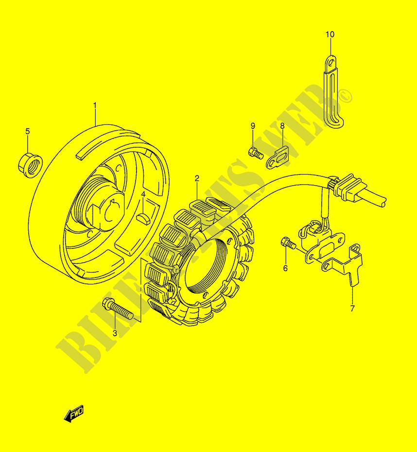 Ignition Electrical Lt A400fk2 E24 2002 Eiger 400 Quad Suzuki Wiring Diagrams A400fk2e24