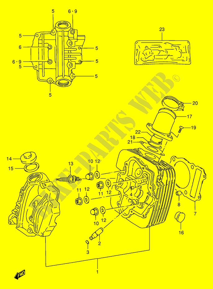 Fantastisch Suzuki King Quad Schaltplan Ideen - Elektrische ...