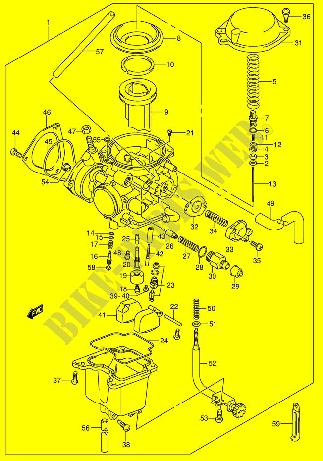 Suzuki Ltz 400 Engine Diagram - Wiring Diagram Schemas