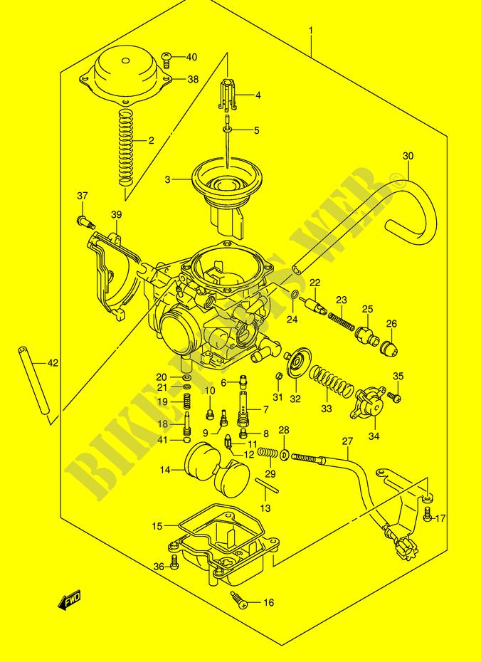 2007 Suzuki Vinson 500 Starter Wiring Diagram from www.bike-parts-suz.com