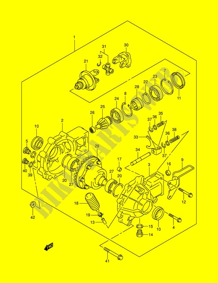 31 Suzuki Eiger Parts Diagram - Wiring Diagram Database