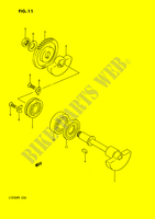 CRANK BALANCER (MODEL H/J/K/L/M/N) for Suzuki QUADRACER 250 1990