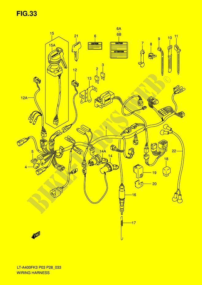2006 Suzuki Eiger Wiring Diagram