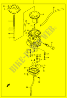CARBURETOR for Suzuki DR 200 2004