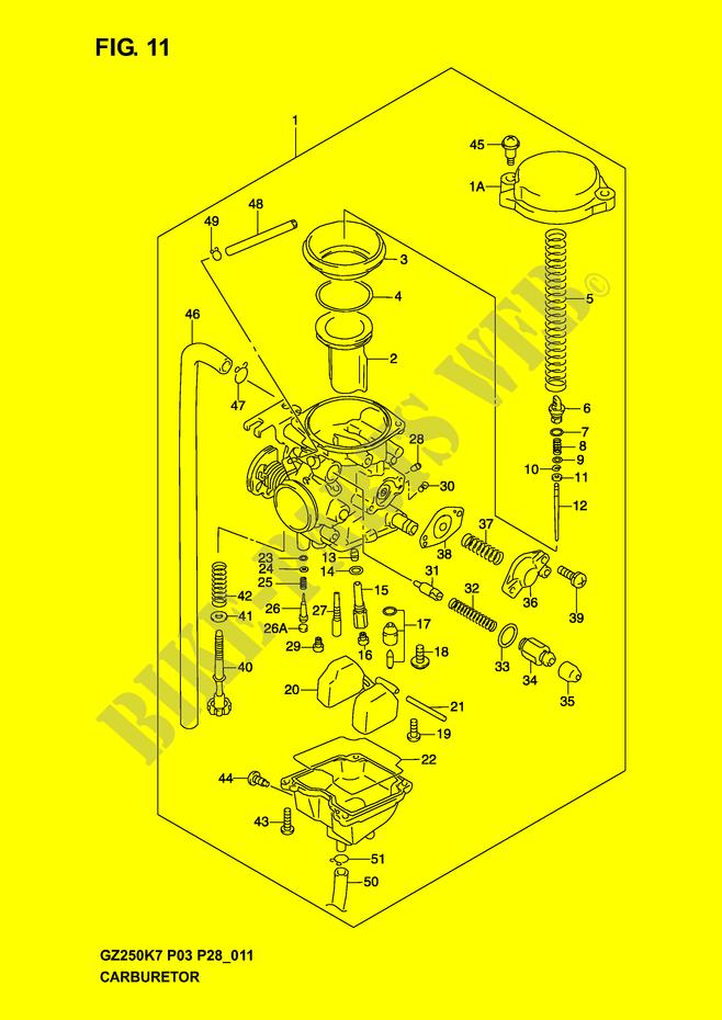 Marauder Engine Diagram - All Wiring Diagram on