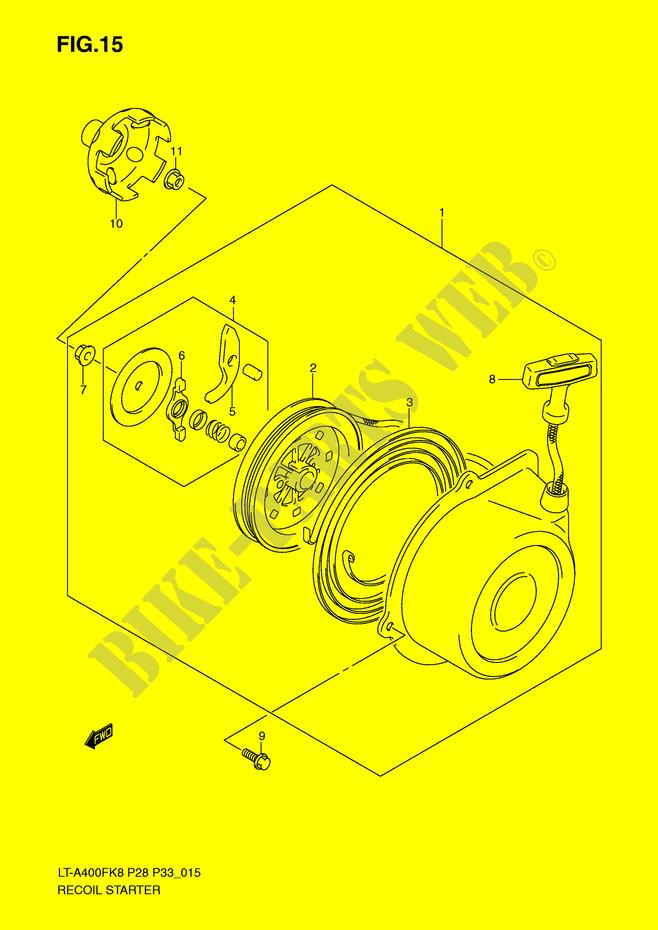 400 Eiger Engine Diagram - Wiring Diagrams on