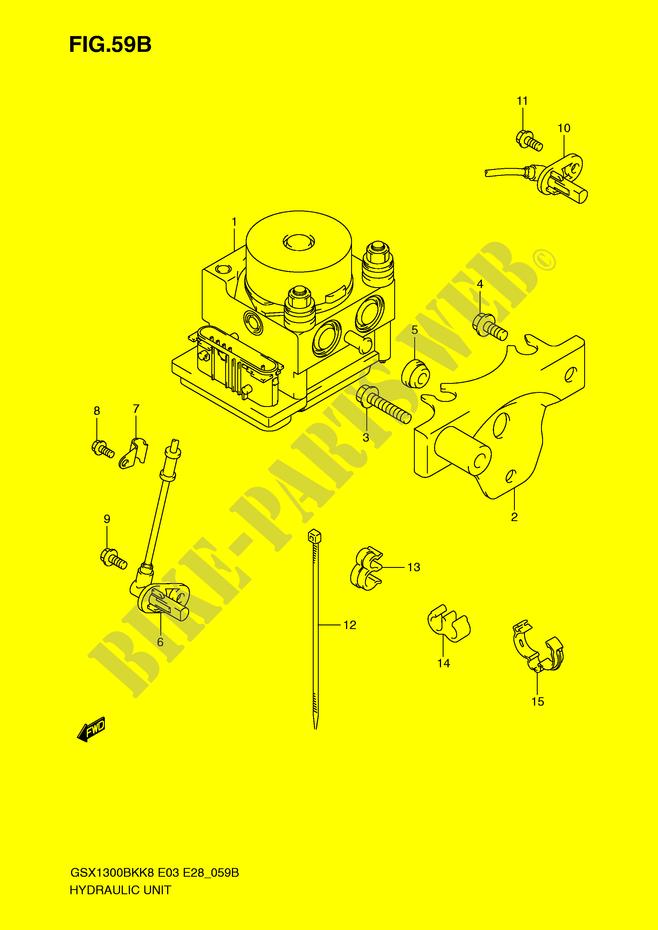 Abs Hydraulic Unit Diagram