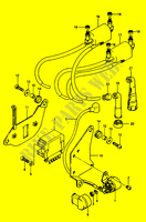 ELECTRICAL for Suzuki GS 1150 1986