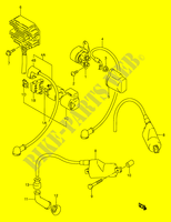 ELECTRICAL for Suzuki GS-E 500 1992