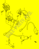 ELECTRICAL for Suzuki GS-E 500 1996