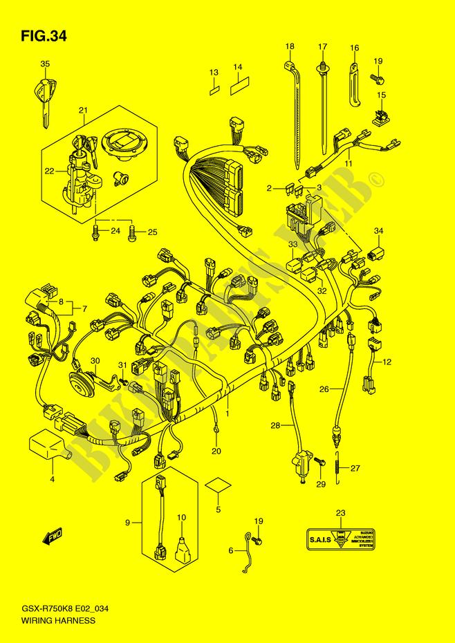 2003 suzuki ltz 400 wiring diagram 2003 xr 400 wiring