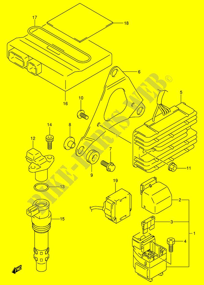 02 Suzuki Motorcycle Rectifier Wiring Diagram - Wiring Diagram Schemas