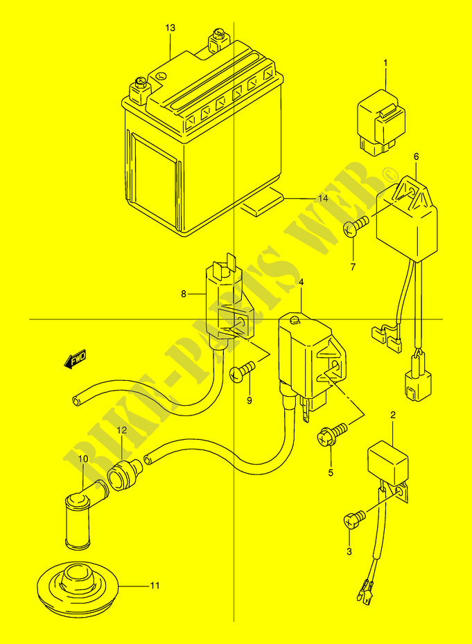 Suzuki 80 Atv Wiring Diagram