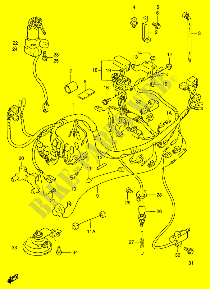 E30 Wiring Harness 1990 Wiring Diagrams – John Deere 318 Wiring Harness