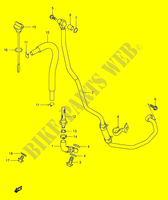 OIL HOSE for Suzuki DR-Z 400 2007