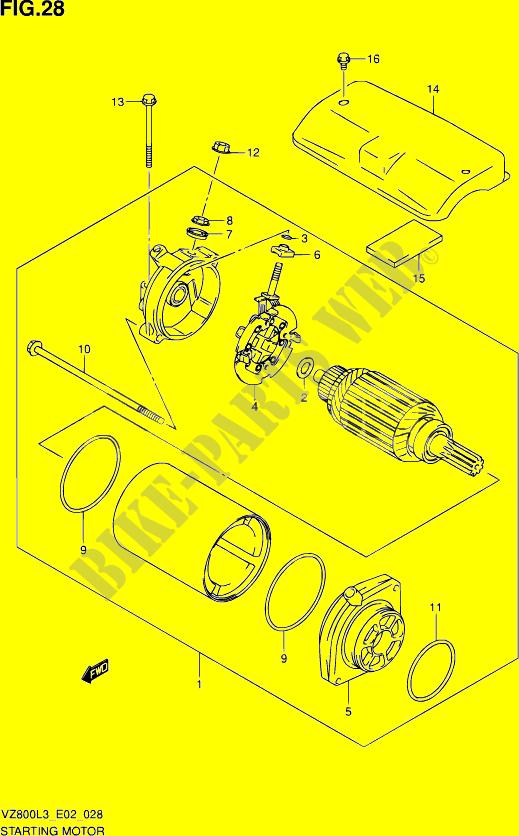ELCTRICAL VZR1800ZUFL3 E19 ELECTRICAL VZR1800Z L3 E19 2013 ... on