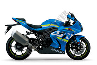 GSX-R 1000 Accessories-Suzuki